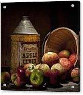 Fresh From The Orchard II Acrylic Print by Tom Mc Nemar