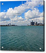 From Belle Isle With Love Acrylic Print by Robin Konarz