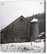 Frozen In Time  Acrylic Print by John Stephens