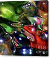 Funshway Light 2 Acrylic Print by Terril Heilman