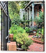 Garden Party Acrylic Print by JC Findley