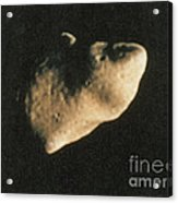 Gaspra, S-type Asteroid, 1991 Acrylic Print by Science Source