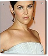 Ginnifer Goodwin At Arrivals For 2009 Acrylic Print by Everett