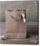 Going Shopping 03 Acrylic Print by Nailia Schwarz
