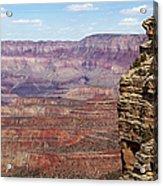 Grand Canyon Acrylic Print by Jane Rix