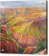 Grand Canyon Acrylic Print by Robert Carver