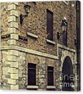 Guinness Storehouse Dublin Acrylic Print by Louise Fahy