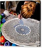Handcraft Acrylic Print by Okan YILMAZ