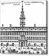 Hanseatic League, 1563 Acrylic Print by Granger