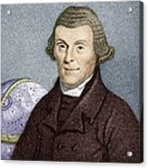 Henry Andrews, English Astronomer Acrylic Print by Sheila Terry