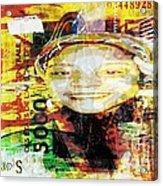 I Loved I Paid  Acrylic Print by Fania Simon