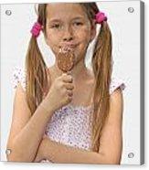 Ice Cream Acrylic Print by Joana Kruse