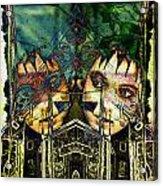 Industrial Deetz Acrylic Print by Eleigh Koonce