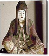 Japan: Statue, 9th Century Acrylic Print by Granger