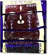 Jesus - Yesu Acrylic Print by Gloria Ssali