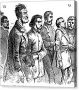 John Brown Trial, 1859 Acrylic Print by Granger