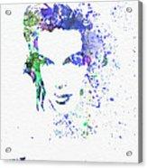 Judy Garland 2 Acrylic Print by Naxart Studio