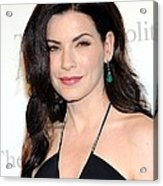 Julianna Margulies At Arrivals Acrylic Print by Everett