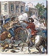 Kansas-nebraska Act, 1856 Acrylic Print by Granger
