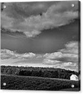 Keuka Landscape Vi Acrylic Print by Steven Ainsworth