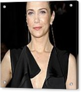 Kristen Wiig At Arrivals For Paul Acrylic Print by Everett