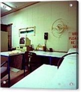 Launch Control 33 Wsmr Acrylic Print by Jan Faul