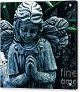 Lets Pray Acrylic Print by Susanne Van Hulst