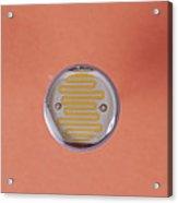 Light Dependent Resistor Acrylic Print by Andrew Lambert Photography