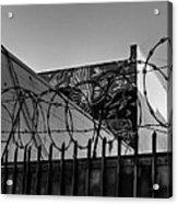 Los Angeles 033 Acrylic Print by Lance Vaughn