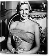 Lullaby Of Broadway, Doris Day, 1951 Acrylic Print by Everett