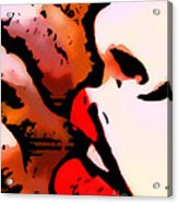 Lust Acrylic Print by Rpics Rpics