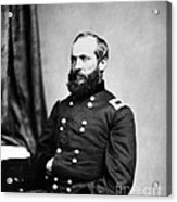 Major General Garfield, 20th American Acrylic Print by Chicago Historical Society