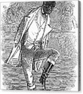 Master Juba (c1825-c1852) Acrylic Print by Granger