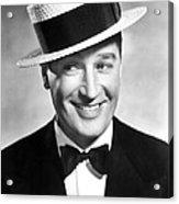 Maurice Chevalier, 1930s Acrylic Print by Everett