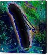 Mech Tech Acrylic Print by Cyryn Fyrcyd