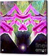 Melancholy Limbo Acrylic Print by Gwyn Newcombe