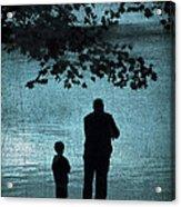 Memories Acrylic Print by Darren Fisher