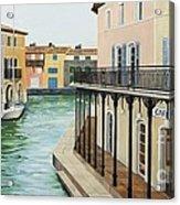 Midi Acrylic Print by Carina Mascarelli