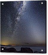 Milky Way Over Cape Otway, Australia Acrylic Print by Alex Cherney, Terrastro.com