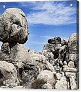 Monolithic Stone Acrylic Print by Kelley King