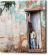 Mozambique - Land Of Hope Acrylic Print by Christopher Gaston
