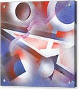 Music Of The Spheres Acrylic Print by Hakon Soreide