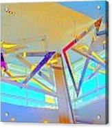 My Vegas City Center 42 Acrylic Print by Randall Weidner