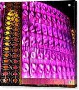 My Vegas City Center 49 Acrylic Print by Randall Weidner
