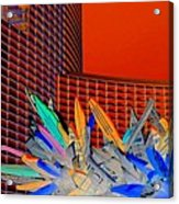 My Vegas City Center 59 Acrylic Print by Randall Weidner