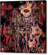 Mystery Acrylic Print by Natalie Holland