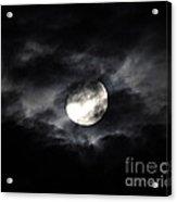 Mystic Moon Acrylic Print by Al Powell Photography USA