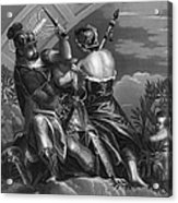 Mythology: Ares Acrylic Print by Granger