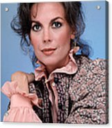 Natalie Wood In The 1970s Acrylic Print by Everett