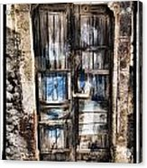 Old Door Acrylic Print by Mauro Celotti